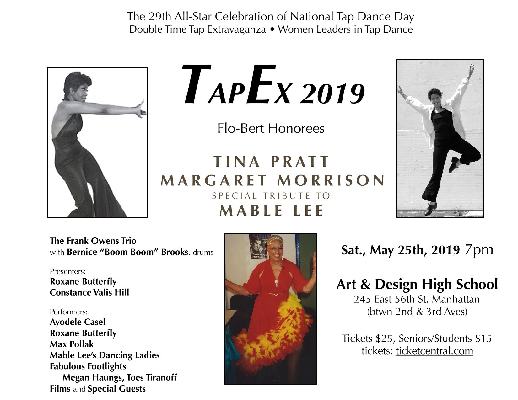 Previous Shows – TapEx